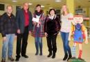 Astrid-Lindgren-Schule freut sich über SPD-Spende