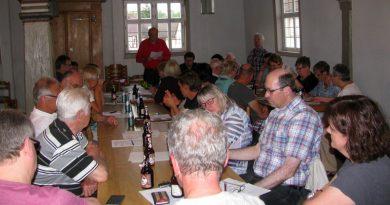 SPD-Mitglieder wählen neuen Vorstand