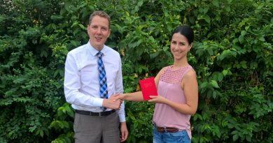 SPD Hammersbach begrüßt neues Mitglied