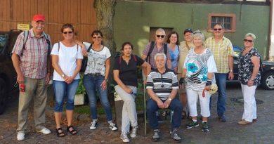 Hammersbacher Sozialdemokraten besuchen Hochstadt