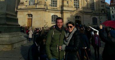 SPD-Gewinnspiel eingelöst – Reise nach Dresden