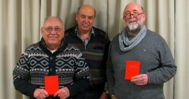 Neue Mitglieder stärken die SPD