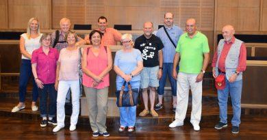 Besuch im Frankfurter Römer