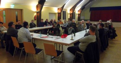 "SPD-Mitglieder diskutieren die ""GroKo"""