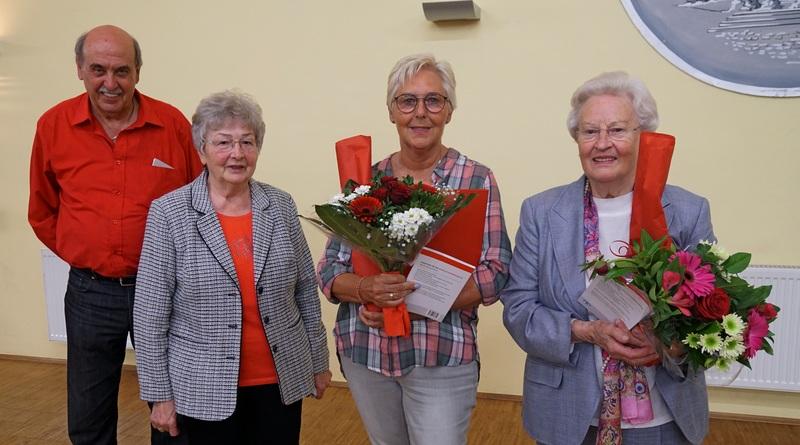 SPD ehrt verdienstvolle Frauen