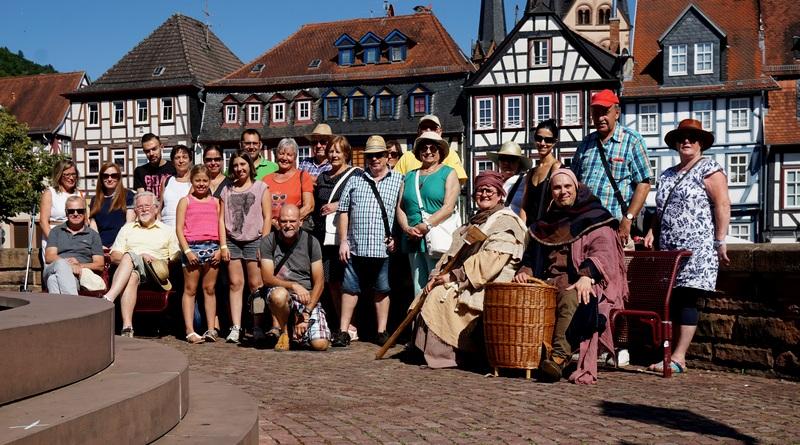 SPD-Ausflug nach Gelnhausen