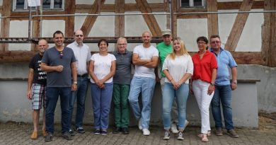 Produktive Sommerpause