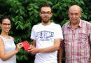 Mitglied willkommen - Parteibuch für Qusai Abau Faour