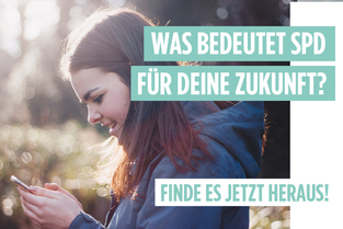 SPD für deine Zukunft