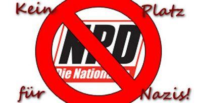SPD entsetzt über die Wahl eines NPD-Manns